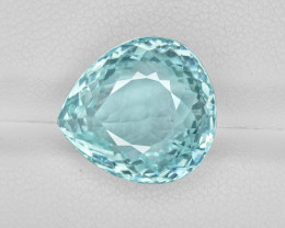 Paraiba Tourmaline, 12.65ct - Mined in Mozambique | Certified by GIA