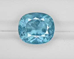 Paraiba Tourmaline, 8.25ct - Mined in Mozambique | Certified by GIA