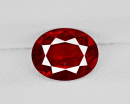 Ruby, 1.47ct - Mined in Burma | Certified by GRS