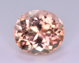 Untreated 12.40 Ct Natural Himalayan Topaz