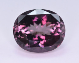 Top Quality 19.10 Ct Natural Purplish Scapolite
