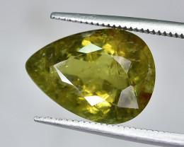 6.75 Crt Certified Paraiba Tourmaline Faceted Gemstone