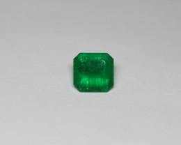 2.13 Carat Top Green AFGHAN (Panjshir) Emerald!