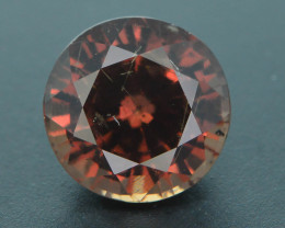 Rarest Garnet 3.77 ct Dramatic Full Color Change SKU-12