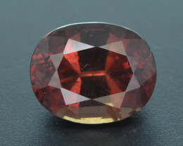 Rarest Garnet 3.12 ct Dramatic Full Color Change SKU-12