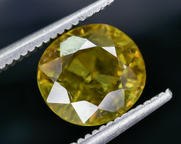 2.49 Crt Natural Sphene Faceted Gemstone AB(23)