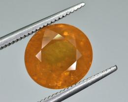 5.76 Crt Natural Spessartite Garnet faceted Gemstone AB(24)