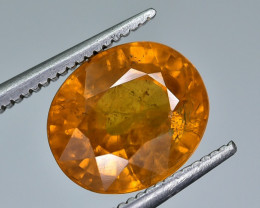 5.15 Crt Natural Spessartite Garnet faceted Gemstone AB(24)