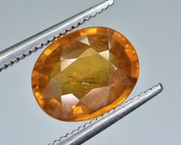 3.51 Crt Natural Spessartite Garnet faceted Gemstone AB(24)