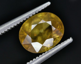2.23 Crt Natural Sphene Faceted Gemstone AB(23)