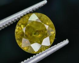 2.74 Crt Natural Sphene Faceted Gemstone AB(23)