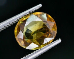 2.76 Crt Natural Sphene Faceted Gemstone AB(23)
