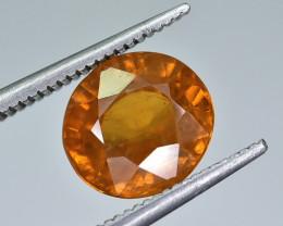 4.52 Crt Natural Spessartite Garnet faceted Gemstone AB(24)