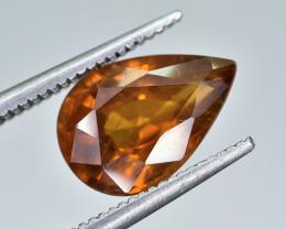 3.48 Crt Natural Spessartite Garnet faceted Gemstone AB(24)