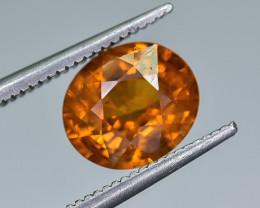2.91 Crt Natural Spessartite Garnet faceted Gemstone AB(24)