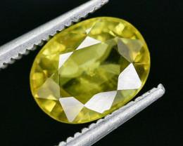 2.34 Crt Natural Sphene Faceted Gemstone AB(23)