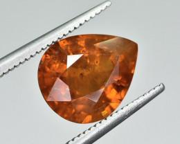 4.20 Crt Natural Spessartite Garnet faceted Gemstone AB(24)