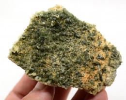 840 Ct Green Diopside Specimen From Pakistan