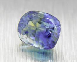 Natural unheated Bi-Colour Sapphire 1.54ct , certified (01605)