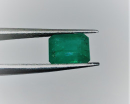 #058 2.238CT COLOMBIAN NATURAL EMERALD