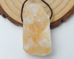 Sale Raw crystal Pendant Bead,hand cut gemstone , raw gemstones D216