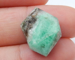 Raw Emerald Emerald May Birthstone Emerald Emerald Gemstone D225