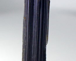 12.80 Cts Beautiful, Superb  Green CapTourmaline Crystal