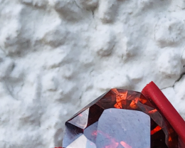 5.32CT RED SPHALERITE - All colors of the world ! SUPER MASTER