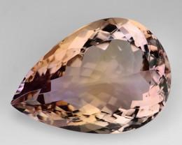 19.88 Ct Natural Ametrine Top Quality Gemstone. AM 23