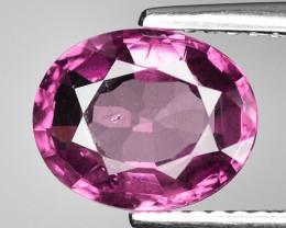 2.20 Ct Natural Grape Garnet Top Quality Gemstone. GG 12