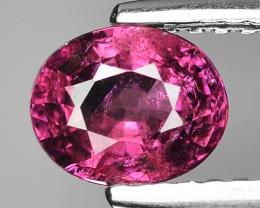 1.08 Ct Natural Grape Garnet Top Quality Gemstone. GG 13
