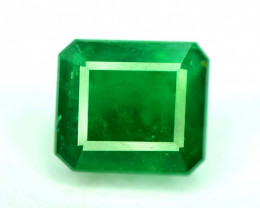 1.20 Carats Natural Rare Swat deep color Emerald gemstone From Pakistan