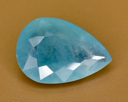 3.76 Crt Rare Grandidierite Faceted Gemstone (R13)