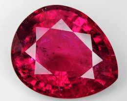 8.82 Cts Unheated Pink Color Natural Rubellite Loose Gemstone