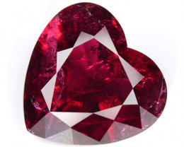 10.70 Cts Unheated Pink Color Natural Rubellite Loose Gemstone