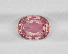 Padparadscha Sapphire, 1.44ct - Mined in Madagascar | Certified by GIA