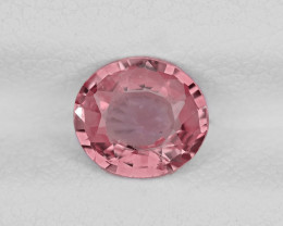 Padparadscha Sapphire, 1.09ct - Mined in Madagascar | Certified by GIA