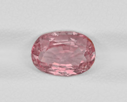 Padparadscha Sapphire, 1.95ct - Mined in Madagascar | Certified by GIA