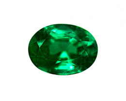 1.65 ct Gorgeous Zambian Emerald Certified Top Stone!