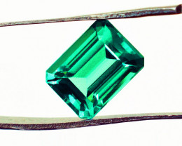 1.89 ct Natural Zambian Emerald Certified Gorgeous Crystal!