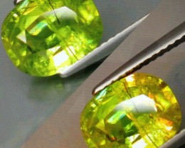 Green Sphene 2.85cts.