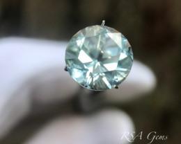 Pretty Blue Aquamarine - 5.85 carats