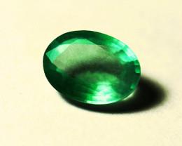 2.68 ct Majestic Zambian Emerald Certified!