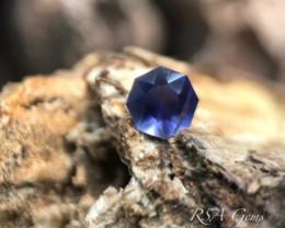 Dark blue Iolite - 1.16 carats
