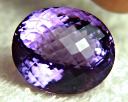 51.71 Carat Brazilian Purple VVS Amethyst - Gorgeous