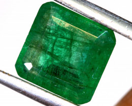 3.75 CTS  ETHIOPIAN EMERALD POLISHED GEMSTONE TBM-1804