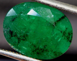 4.15 CTS  EMERALD POLISHED GEMSTONE TBM-1809