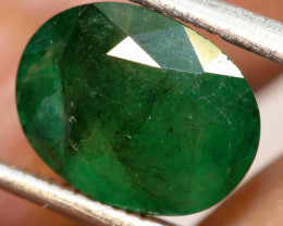 3 CTS  ETHIOPIAN EMERALD POLISHED GEMSTONE TBM-1810