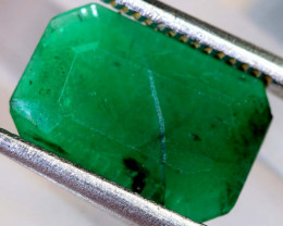 2.50 CTS  ETHIOPIAN EMERALD POLISHED GEMSTONE TBM-1813