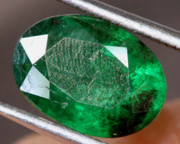 3.15 CTS  ETHIOPIAN EMERALD POLISHED GEMSTONE TBM-1816